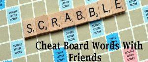 Scrabble Cheat Board Words With Friends1