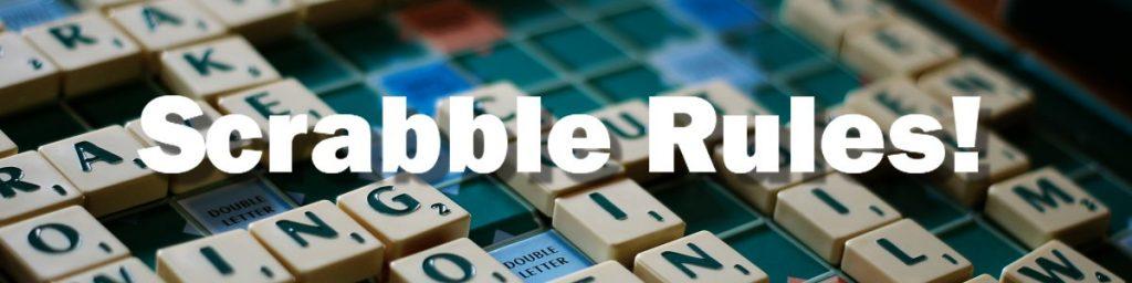 Scrabble Rules